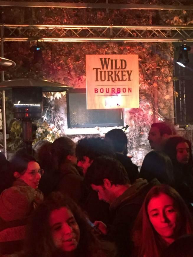 Wild Turkey Bourbon evento Thanksgiving - Milano 2019