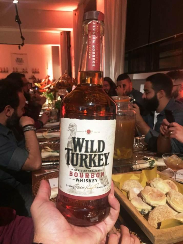 Wild Turkey Kentuky Straight - Bourbon Whisky