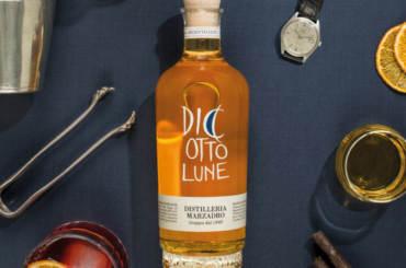 Zenith Diciotto Lune Grappa Distilleria Marzadro