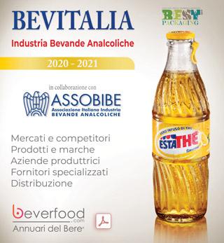 Bevitalia 2021-21 Industria Bevande Analcoliche Annuario