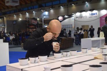 Francesco Sanapo, campione italiano 2019 del Campionato Italiano Cup Tasters