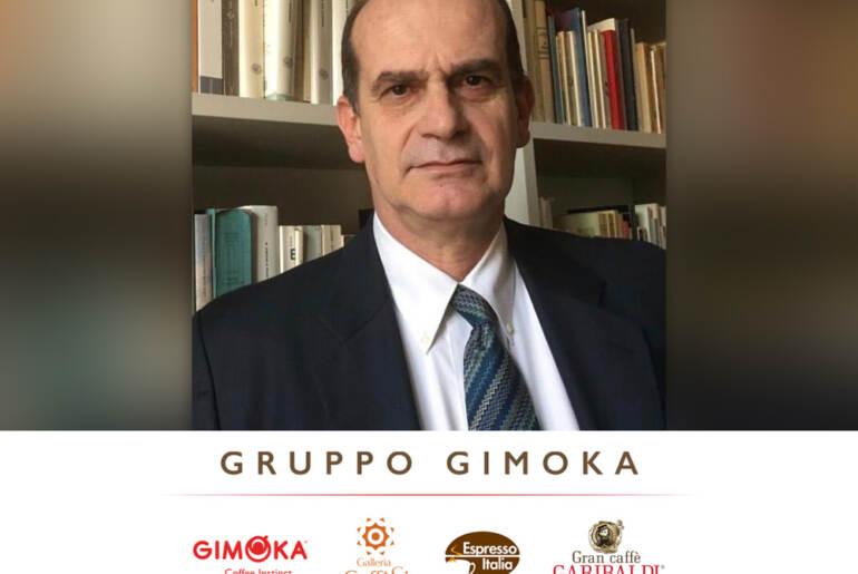 Giampaolo Arpe, VP Sales & Marketing del Gruppo Gimoka