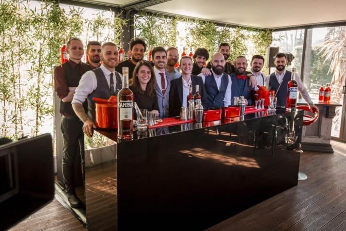 Campari Barman Competition 2020 Semifinalisti