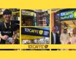 """Il """"Made in Italy"""" di 101CAFFE' guarda ad un futuro sempre più internazionale"""