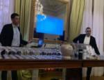"""""""Ginepraio Amphora Navy Strenght"""": presentato a Firenze il primo gin al mondo invecchiato in anfora"""