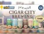 Ratebeer premia Cigar City!