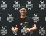Marino Gurizzan è il vincitore della Burger Battle 2020, evento in collaborazione con Warsteiner