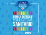 Coronavirus: Santa Croce dona 50mila bottiglie ad ospedali del Molise