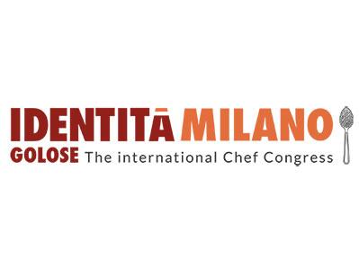 logo Identità Golose Milano