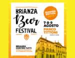 Brianza Beer Festival Summer Edition, dal 7 al 9 agosto 2020