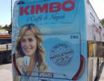 """Kimbo: ecco la campagna """"Il talento napoletano della tostatura"""" nelle belle località della Campania"""