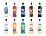 Nuovo look per Vodka Norvik: Mavi Drink rinnova l'intera gamma di vodka alla frutta