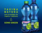 "Tavina: nasce la nuova linea ""Fonte Tavina NATURA GREEN"" in PET riciclato"