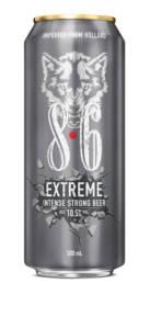 8.6 EXTREME LATTINA 50CL - Birra confezione