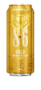 8.6 GOLD LATTINA 50CL - Birra confezione