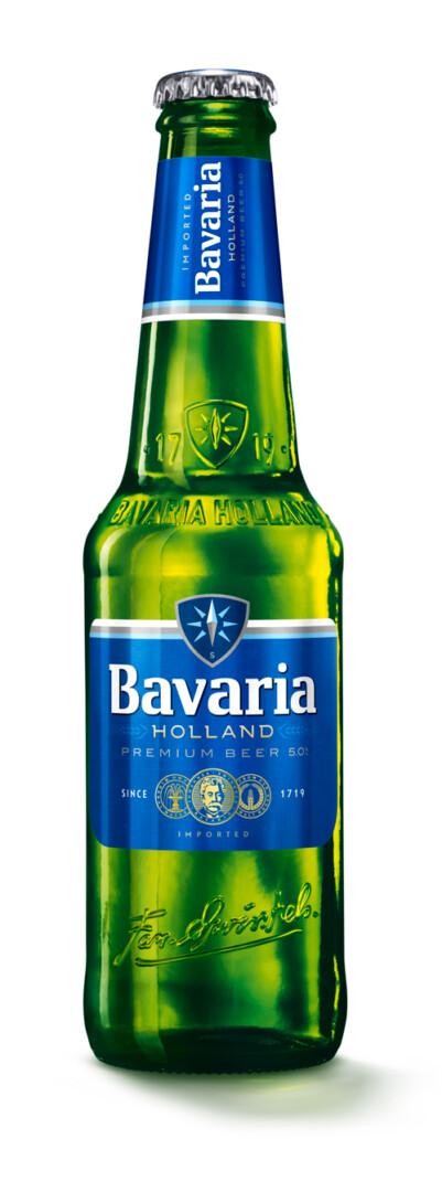 BAVARIA PREMIUM BOTT. 66CL Logo/Marchio
