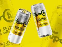 Topo Chico Hard Seltzer (foto Coca-Cola)