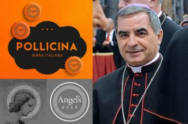 Becciu Angelo - Angel's Beer - Birra Pollicina - Vaticano