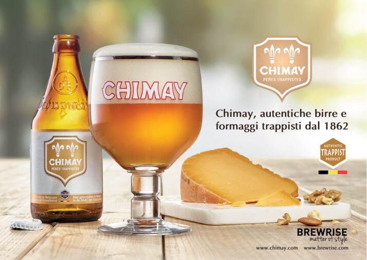 Chimay, autentiche birre Trappiste importate da Brewrise