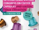 Congresso virtuale internazionale sulle capsule di caffè il 16 e 17 novembre
