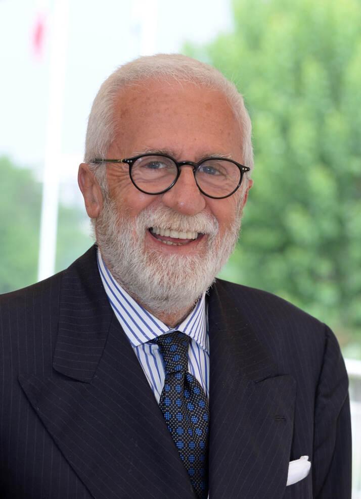 Ettore Fortuna, Vicepresidente di Mineracqua
