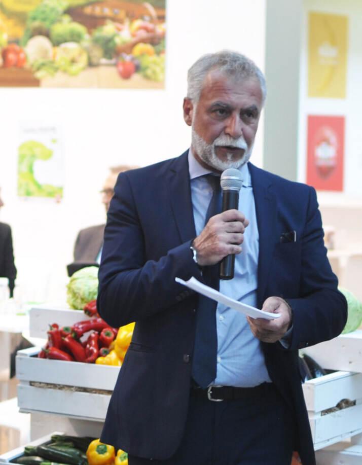 Paolo Pari Direttore di Almaverde Bio