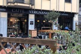 Caffè Vergnano 1882 Sondrio Via Cesare Battisti