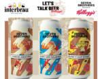Interbrau lancia le nuove birre a marchio Seven Bro7hers in collaborazione con KELLOGG'S®
