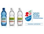 Goccia di Carnia è l'acqua ufficiale di Cortina 2021