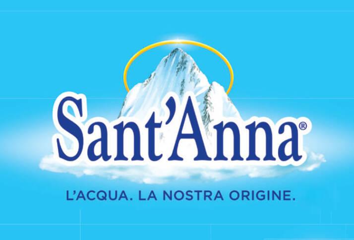 logo Acqua Sant'Anna S.p.A.