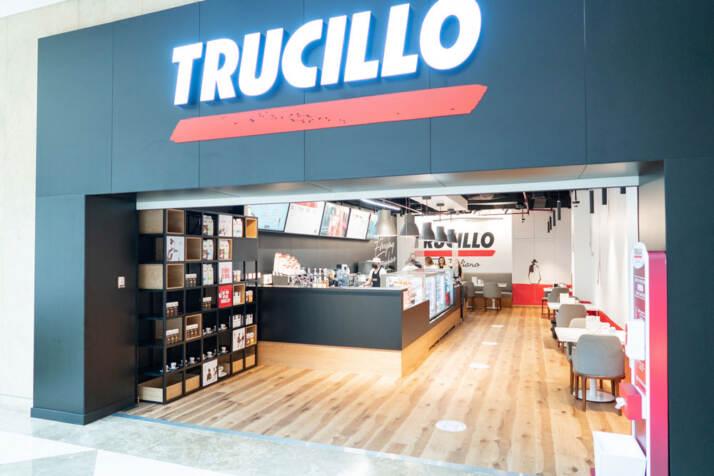 coffe shop Trucillo al Dubai World Trade Center