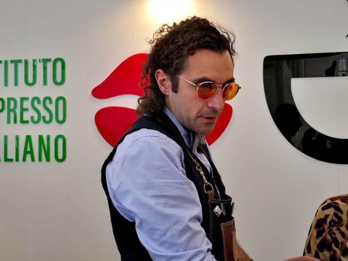 Matteo Borea, responsabile struttura La Genovese