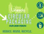 """UNESDA lancia il progetto """"Circular Packaging Vision"""" per un packaging circolare entro il 2030"""