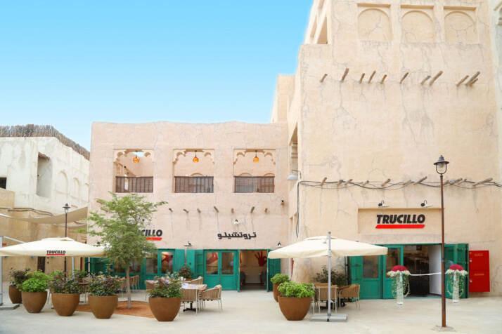primo Coffee Shop Trucillo a DUBAI Al Seef