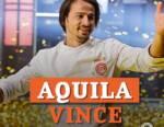 Finale MasterChef Italia 10, il trionfo di Francesco Aquila
