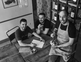 Poormanger founders: Daniele Regoli, MarcoBorsero, Valerio Ciardiello