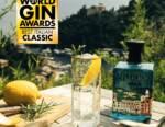 Portofino Dry Gin è il Best Italian Classic ai World Gin Awards 2021