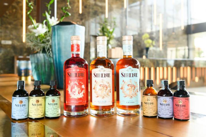 Gamma prodotti Liquori delle Sirene