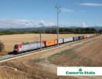 La sostenibilità nei trasporti di Conserve Italia: il 50% dei prodotti esportati viaggia in treno