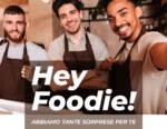 Foodness lancia Hey Foodies per sostenere baristi e ristoratori