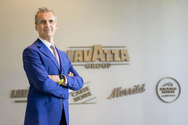 Antonio Baravalle, Amministratore del Gruppo Lavazza