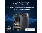 """Amazon e Lavazza presentano """"Voicy"""", la prima macchina del caffè con """"Alexa"""" integrata"""