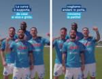 Acqua Lete: #CoroaCoreLete, riporta le voci dei tifosi allo stadio D.A. Maradona