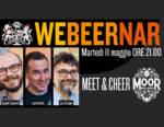 Ales&Co presenta: WeBeerNar – Meet&Cheer Moor Beer