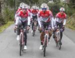 Giro d'Italia 2021: Acqua Lauretana è sponsor ufficiale del Team Androni Giocattoli Sidermec