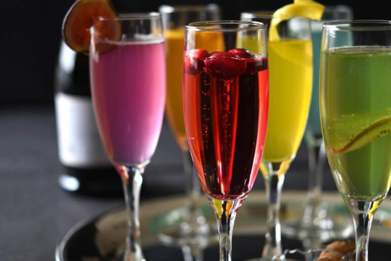 Colorazione bevande alcoliche