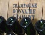 Champagne Bonnaire si unisce al catalogo di Visconti 43