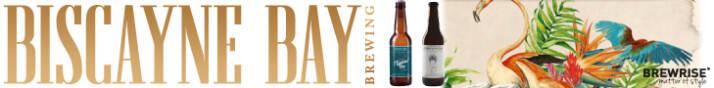 Biscayne Bay: il fascino delle birre di Miami approda in Italia