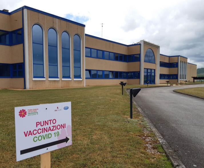 Centro Vaccinale Rocchetta