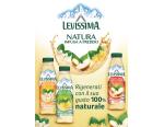 Nuova Levissima Natura, per rigenerarsi con il gusto delle erbe, tè, fiori e frutti di montagna